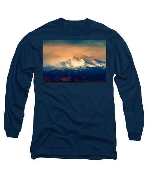 She'll Be Coming Around The Mountain Long Sleeve T-Shirt