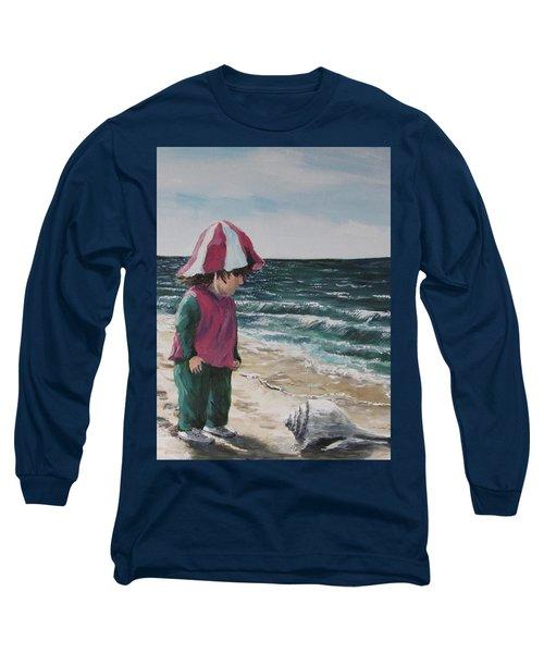 Shello Long Sleeve T-Shirt