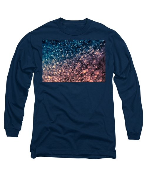 Long Sleeve T-Shirt featuring the photograph Shine by TC Morgan