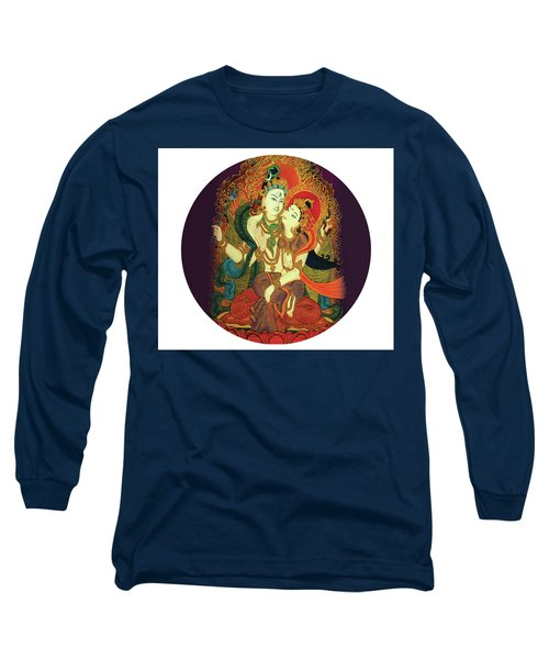 Shiva Shakti Long Sleeve T-Shirt