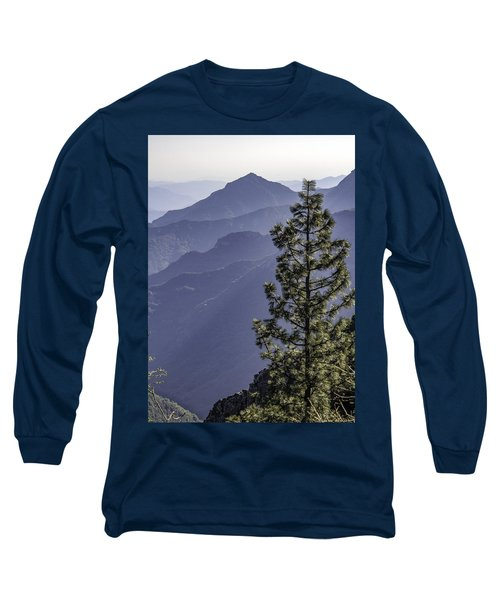 Sierra Nevada Foothills Long Sleeve T-Shirt