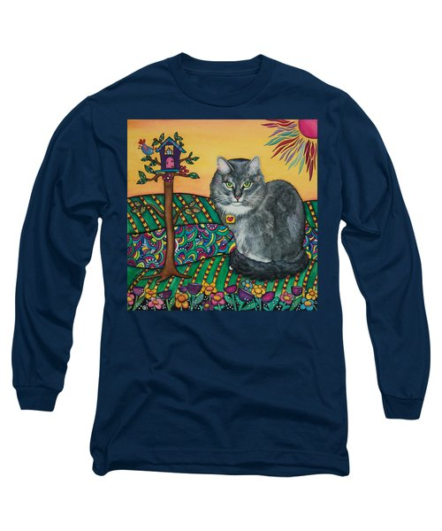 Sierra The Beloved Cat Long Sleeve T-Shirt
