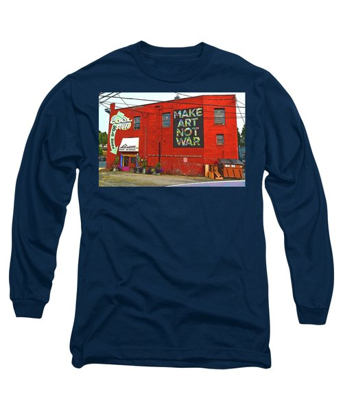 Sign Of The Time Long Sleeve T-Shirt