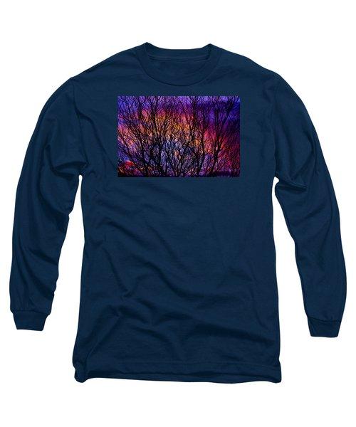 Silhouette 2 Long Sleeve T-Shirt by Paul Marto