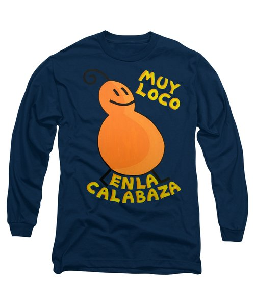 Silly Squash Remix Long Sleeve T-Shirt