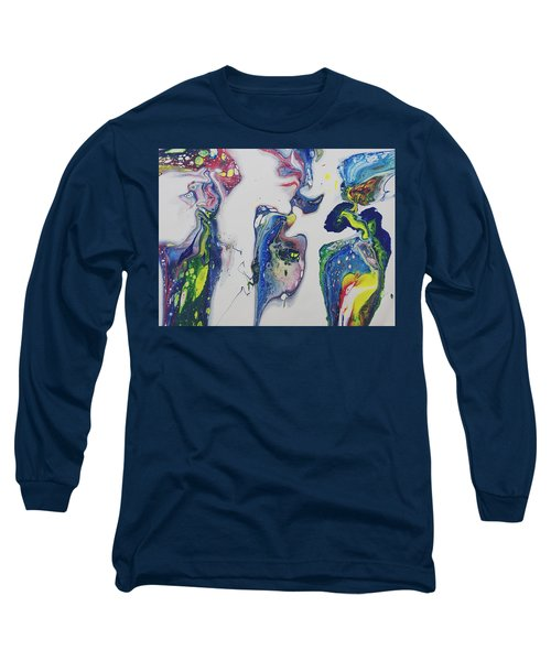 Sirens Of The Seas Long Sleeve T-Shirt