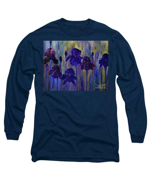 Six Siberians Long Sleeve T-Shirt