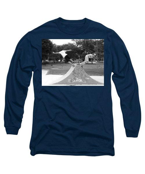 Skate Ballet Long Sleeve T-Shirt