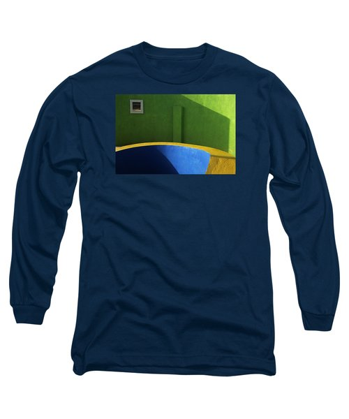 Skc 0305 Fundamental Colors Long Sleeve T-Shirt