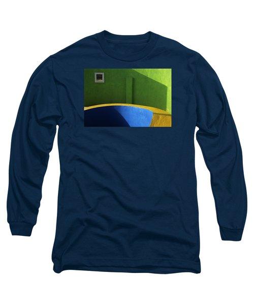 Skc 0305 The Fundamental Colors Long Sleeve T-Shirt