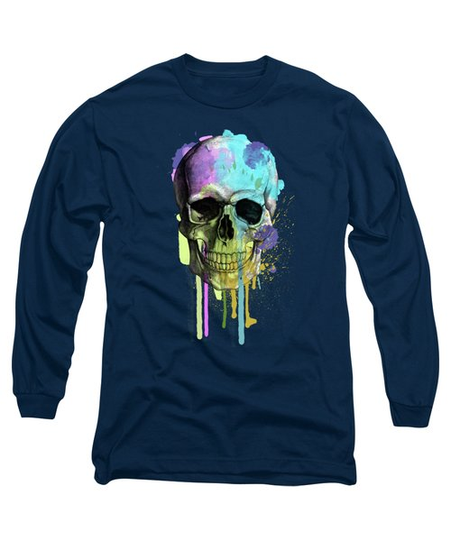 Skull 6 Long Sleeve T-Shirt