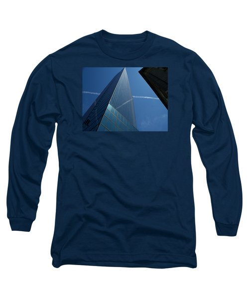 Sky Lines  Long Sleeve T-Shirt