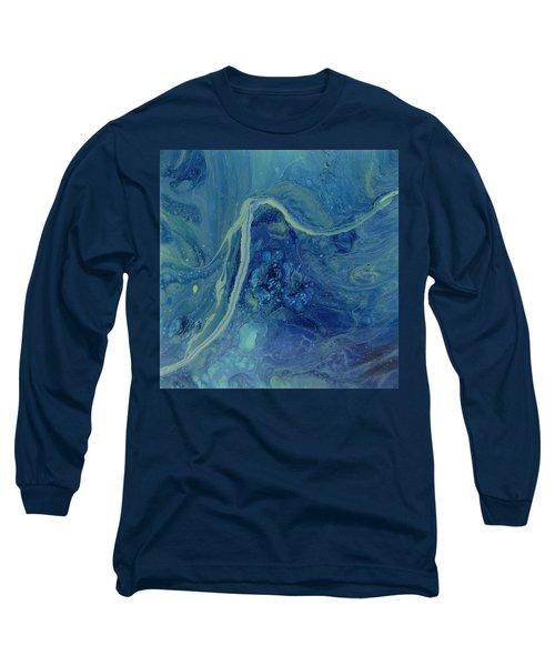 Sleeping Depths Long Sleeve T-Shirt