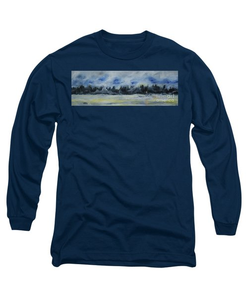 Slow Sail Home Long Sleeve T-Shirt