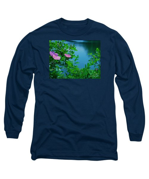 Smell The Roses Long Sleeve T-Shirt