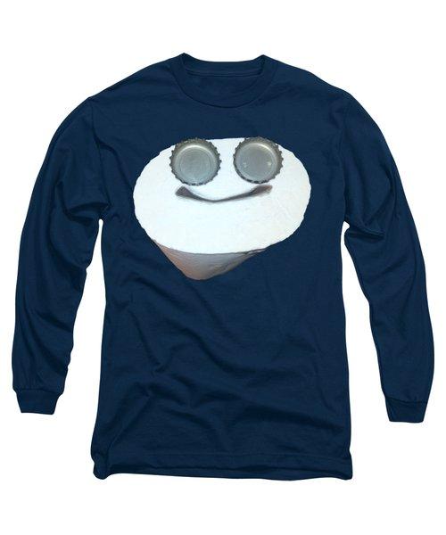 Smiling Tp Long Sleeve T-Shirt