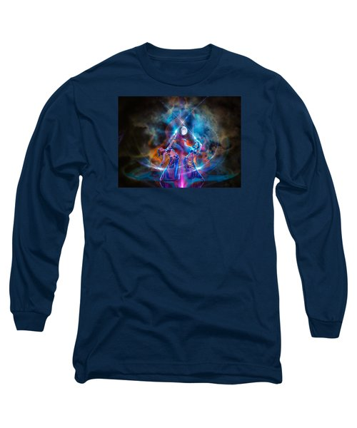 Long Sleeve T-Shirt featuring the photograph Smoldering Charms by Glenn Feron