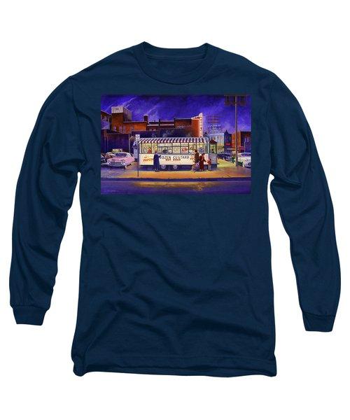 Snack Wagon Long Sleeve T-Shirt