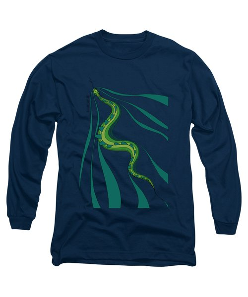 snakEVOLUTION I Long Sleeve T-Shirt