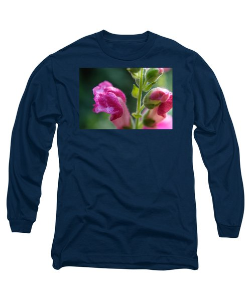Snapdragon Hairs Long Sleeve T-Shirt