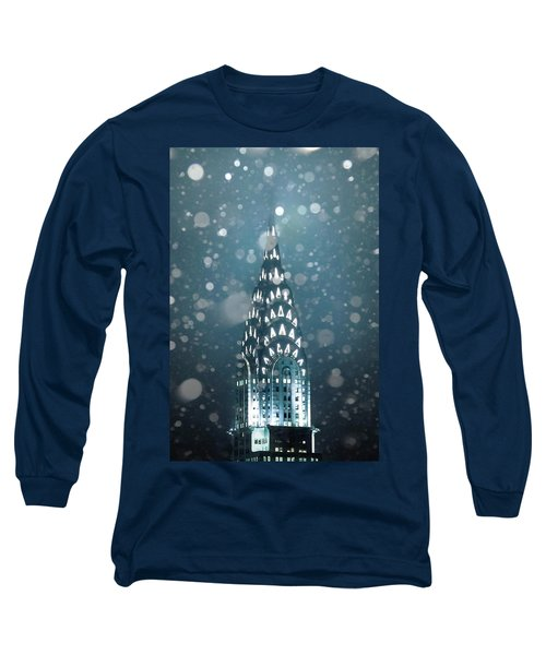 Snowy Spires Long Sleeve T-Shirt