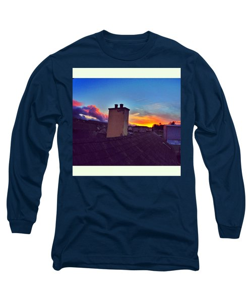 So Glad I Caught This :d Cheers Long Sleeve T-Shirt