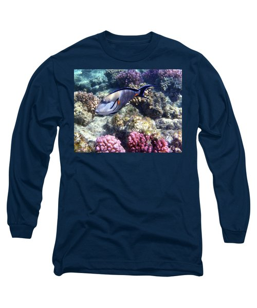 Sohal Surgeonfish 5 Long Sleeve T-Shirt
