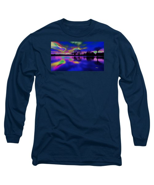 Solar Sunset Long Sleeve T-Shirt
