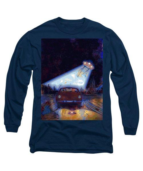 Some Enchanted Evening-retro Romance Long Sleeve T-Shirt