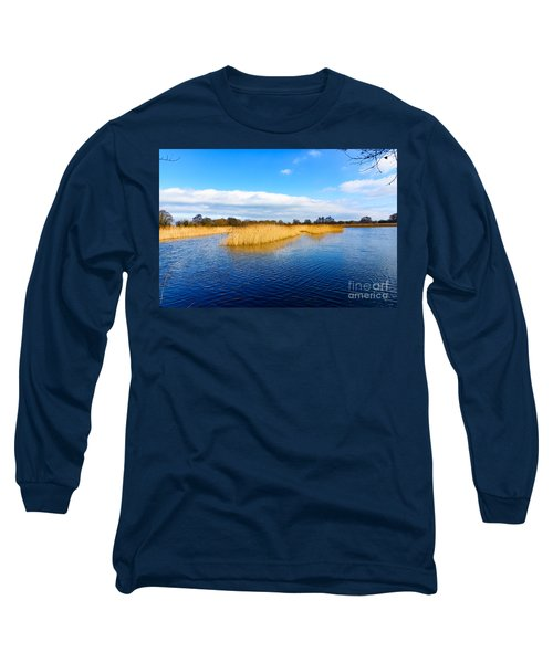 Somerset Levels Long Sleeve T-Shirt