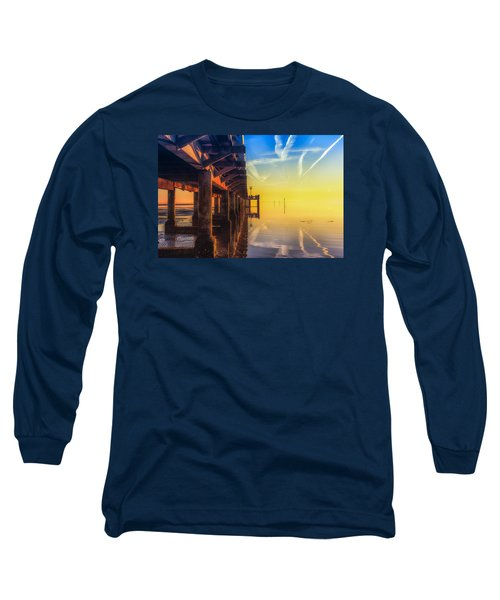 Somewhere Else Long Sleeve T-Shirt by Thierry Bouriat
