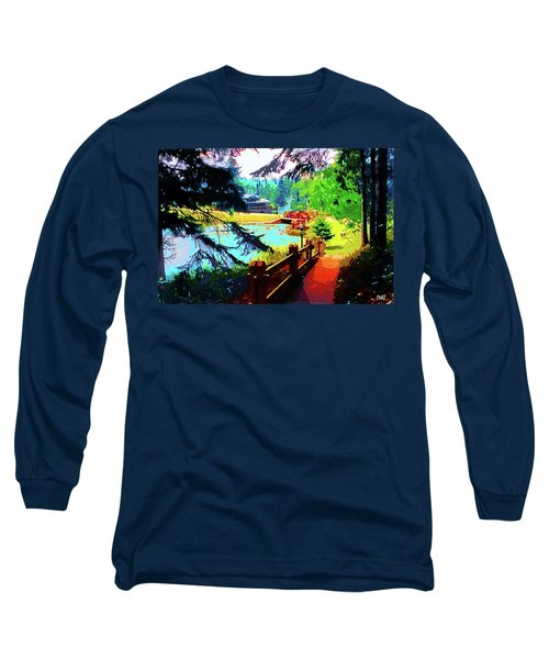 Song Of The Morning Camp Long Sleeve T-Shirt