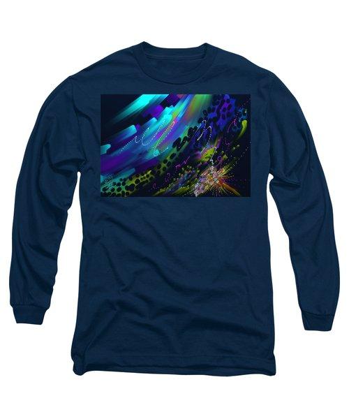 Soul So Blue Long Sleeve T-Shirt