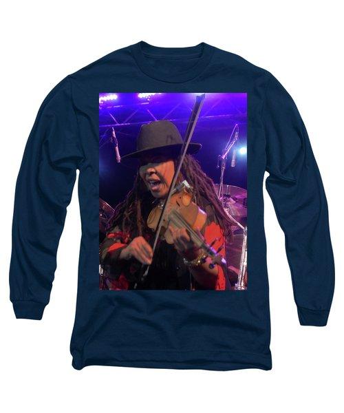 Karen Briggs - Soulchestral Groove Long Sleeve T-Shirt