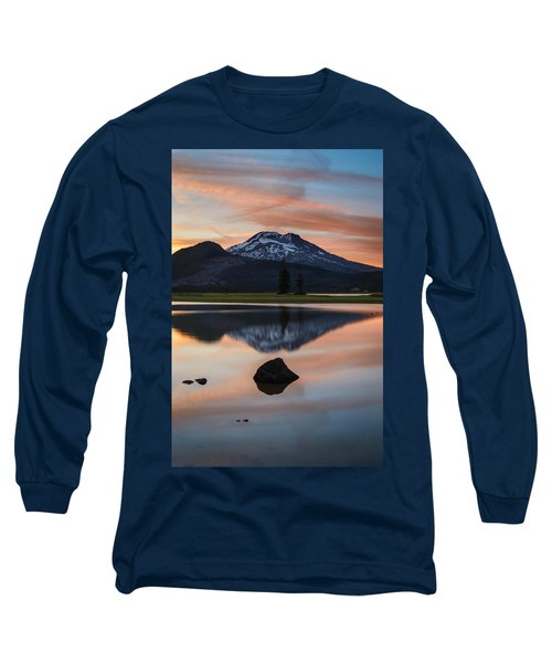 Sparks Lake At Sunset Long Sleeve T-Shirt
