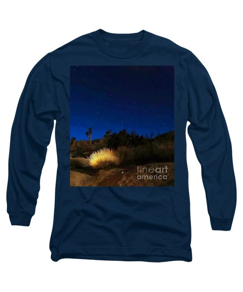 Special Glow Long Sleeve T-Shirt by Angela J Wright