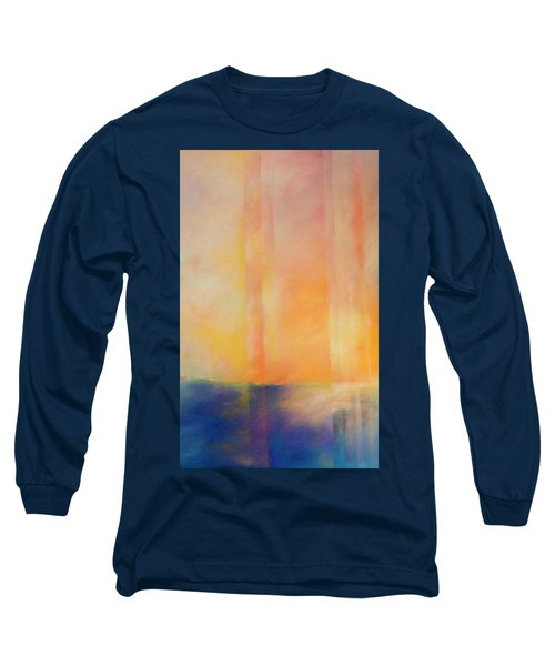 Spectral Sunset Long Sleeve T-Shirt
