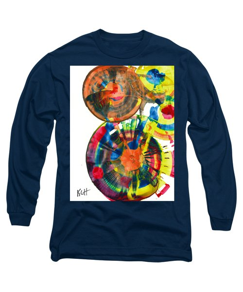 Sphere Series 967.030812 Long Sleeve T-Shirt by Kris Haas