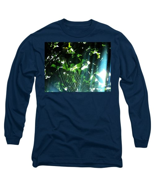 Long Sleeve T-Shirt featuring the photograph Spider Phenomena by Megan Dirsa-DuBois
