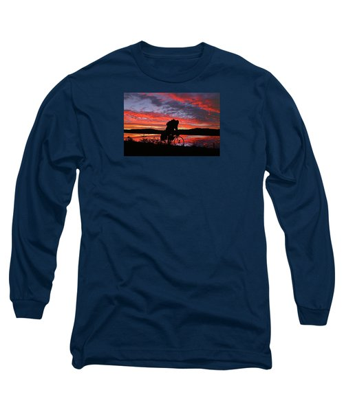 Spinning The Wheels Of Fortune Long Sleeve T-Shirt