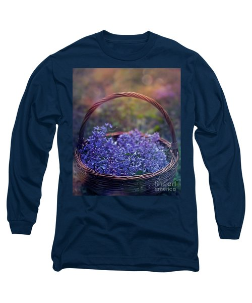 Spring Basket Long Sleeve T-Shirt
