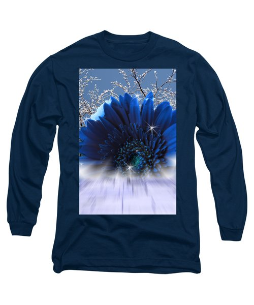 Spring Emergence  Long Sleeve T-Shirt by Cathy  Beharriell