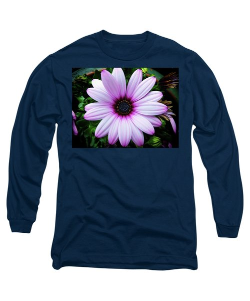 Spring Flower Long Sleeve T-Shirt by Karen Stahlros