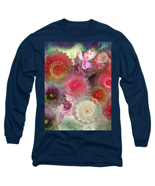 Spring Glass Long Sleeve T-Shirt by Jeff Burgess