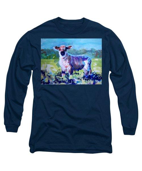 Spring Lamb Long Sleeve T-Shirt