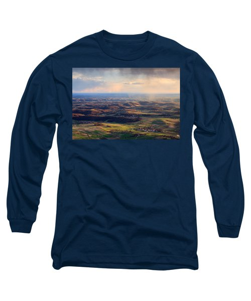Spring Magic Long Sleeve T-Shirt by Davorin Mance