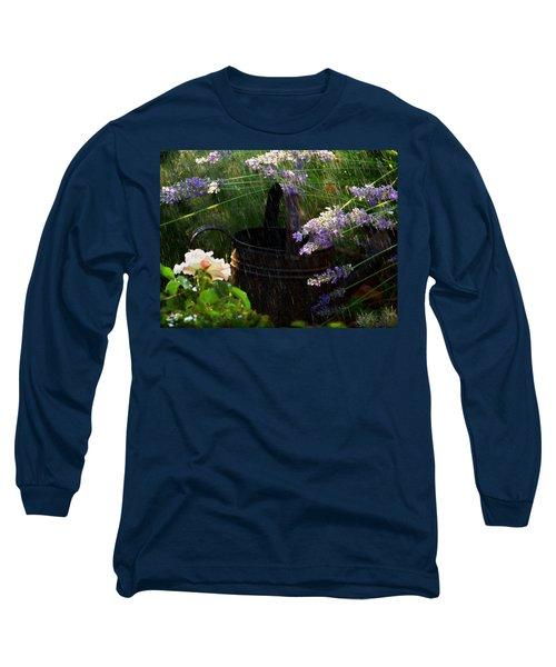 Spring Rain Long Sleeve T-Shirt