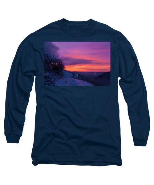 Long Sleeve T-Shirt featuring the photograph Srp-3 by Ellen Lentsch
