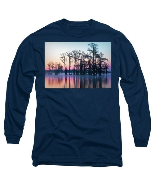 St. Patrick's Day Sunrise Long Sleeve T-Shirt