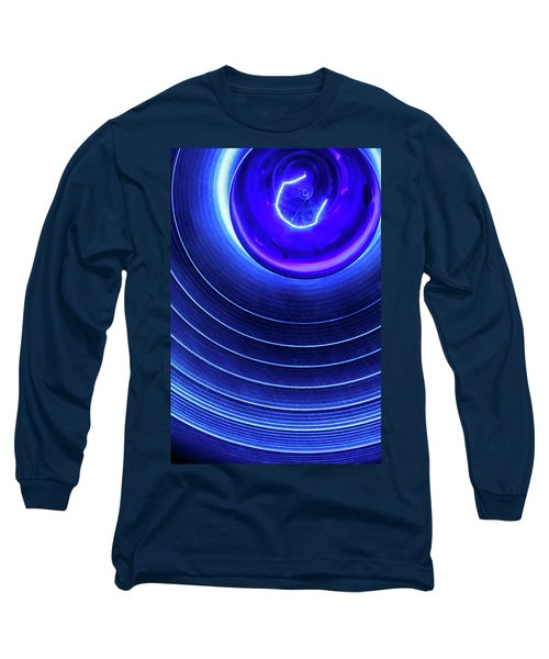 Long Sleeve T-Shirt featuring the photograph Stage Light by KG Thienemann